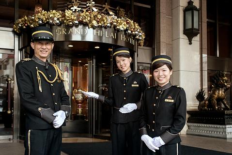 漢來飯店經營理念