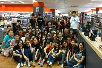 台灣英特艾倫人力資源有限公司 - 海外工作學習成長