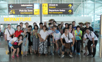 台灣矽科宏晟科技股份有限公司 - 國外旅遊活動