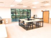 長宸護理之家 - 交誼廳兼用餐區