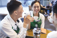 Starbucks _悠旅生活事業股份有限公司工作環境