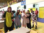 佐丹奴 GIORDANO_香港商捷時海外貿易有限公司台灣分公司 - 員工運動會的趣味競賽