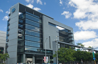 三立電視台_三立電視股份有限公司 - 雄偉的大樓外觀