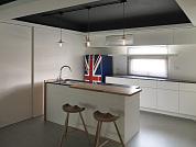 星予國際股份有限公司 - 三樓吧台區 還有頂級SMEG英國國旗冰箱