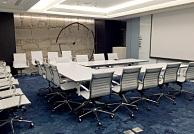 鉅亨網_鉅亨金融科技股份有限公司 - 寬敞明亮的會議空間