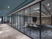 鉅亨網_鉅亨金融科技股份有限公司 - 明亮寬敞的會議空間