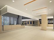 行天宮醫療志業醫療財團法人恩主公醫院 - 中山醫療大樓一樓大廳