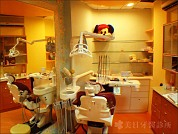 美日牙醫診所 【◆一樓的兒童牙科診療室,讓孩子們放開緊張的心情,沒有面對牙醫的恐懼。】